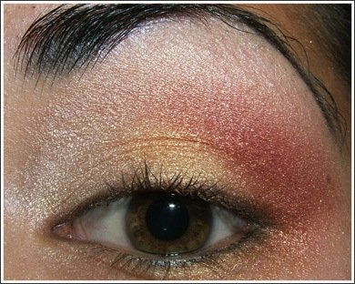 tutorial Maquillaje de ojos paso a paso 19