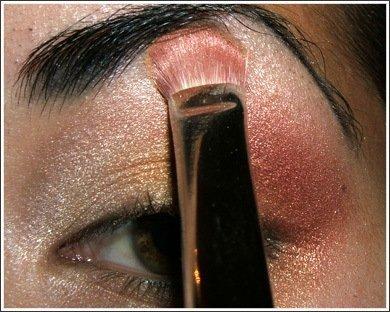 tutorial Maquillaje de ojos paso a paso 20