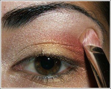tutorial Maquillaje de ojos paso a paso 21