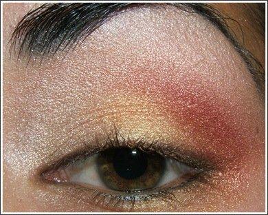 tutorialMaquillaje de ojos paso a paso 21