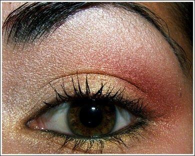 tutorial Maquillaje de ojos paso a paso 24