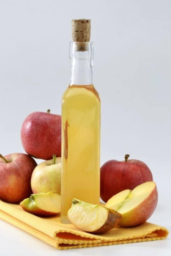 vinagre manzana verrugas